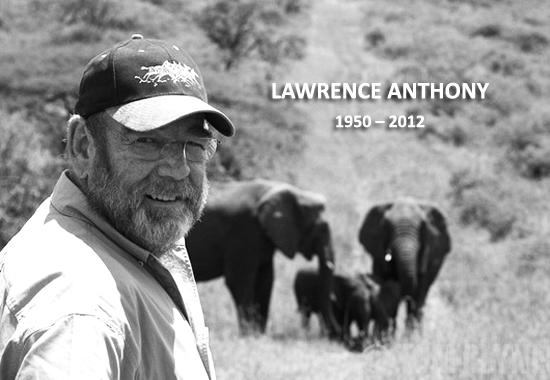 """""""Elephant Whisperer"""" Lawrence Anthony"""