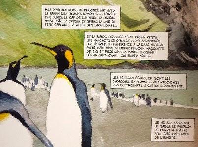 Lepage, Voyage aux iles de la désolation p72
