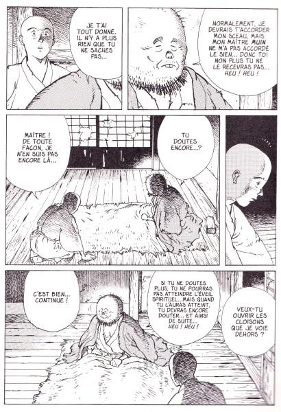 Ikkyu - Hisashi Sakaguchi - Glénat - 1996    11