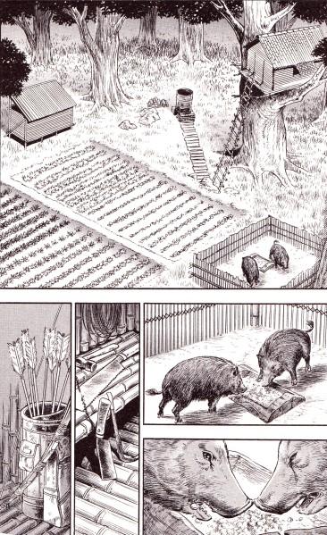 2 Je ne suis pas mort - tome 1 - Hiroshi Motomiya - Ed Delcourt - 2009