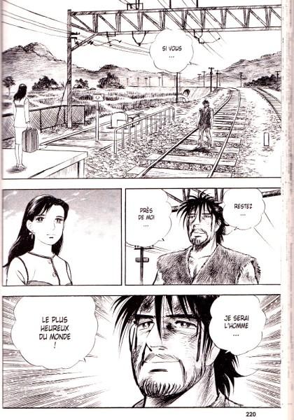 9 Je ne suis pas mort - tome 2 - Hiroshi Motomiya - Ed Delcourt - 2010
