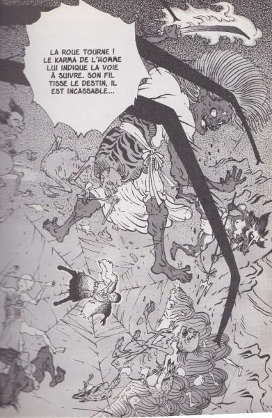 Ikkyu - Hisashi Sakaguchi - Glénat - 1996  II  1