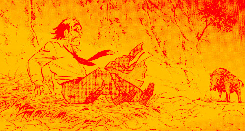 Je ne suis pas mort - tome 2 - Hiroshi Motomiya - Ed Delcourt - 2010