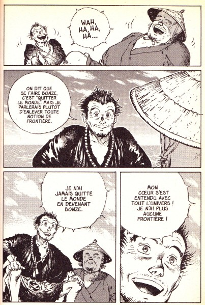 Ikkyu - Hisashi Sakaguchi - Glénat - 1997 IIII 2