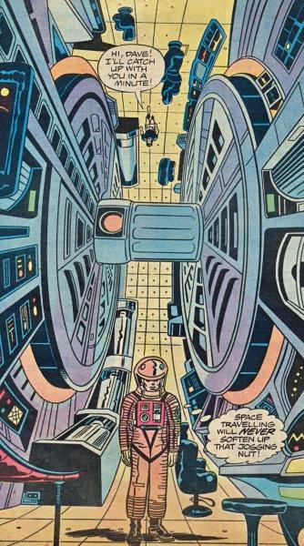 Jack Kirby - Frank Giacoia - 2001 A Space Odyssey - 1976 3