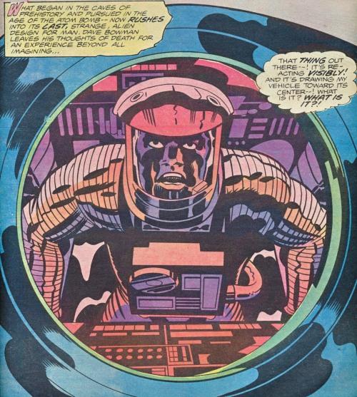Jack Kirby - Frank Giacoia - 2001 A Space Odyssey - 1976 6