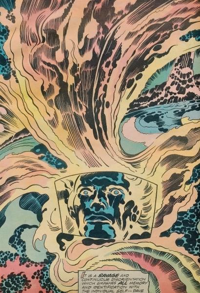Jack Kirby - Frank Giacoia - 2001 A Space Odyssey - 1976 7