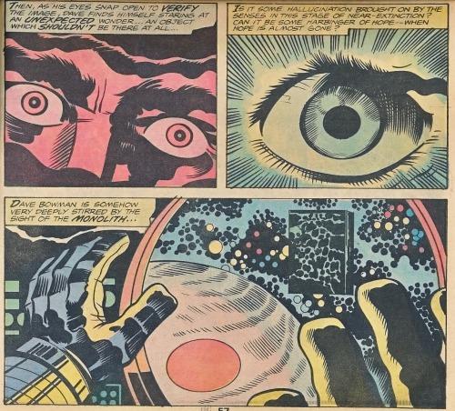 Jack Kirby - Frank Giacoia - 2001 A Space Odyssey - 1976 8