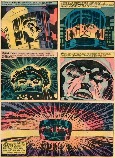 Jack Kirby - Frank Giacoia - 2001 A Space Odyssey - 1976 9