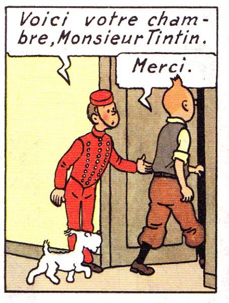 Tintin en Amérique - Hergé - Casterman - 2008