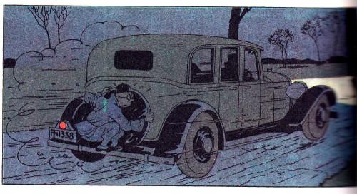 Tintin - Le lotus bleu - Hergé - Casterman - 2008