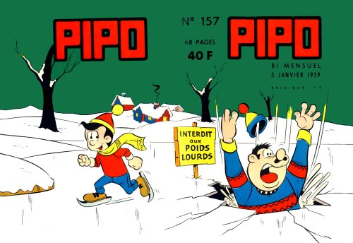 Pipo - N°157 - Page 01