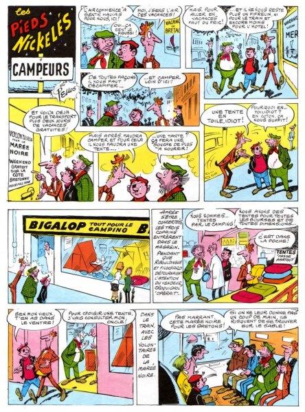 Pieds Nickelés campeurs 006