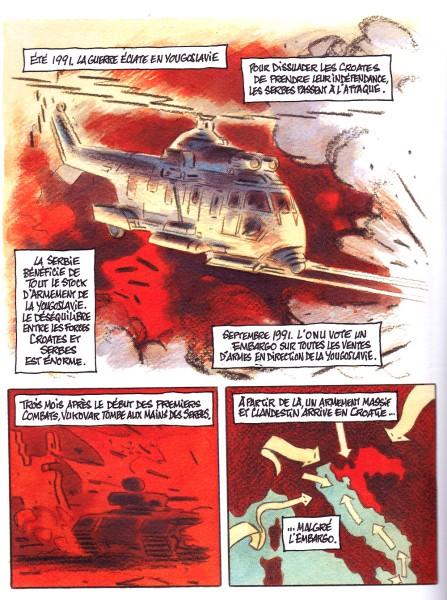 Un VRP de guerre - Servenay - Kokor - La Revue Dessinée n°2 - hiver 2013-2014 22