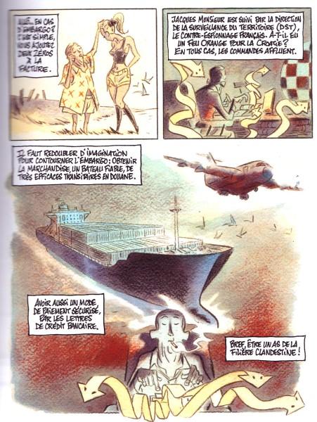 Un VRP de guerre - Servenay - Kokor - La Revue Dessinée n°2 - hiver 2013-2014 23