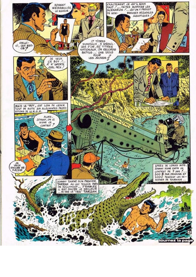 Le journal de Tintin (1978) N01-4