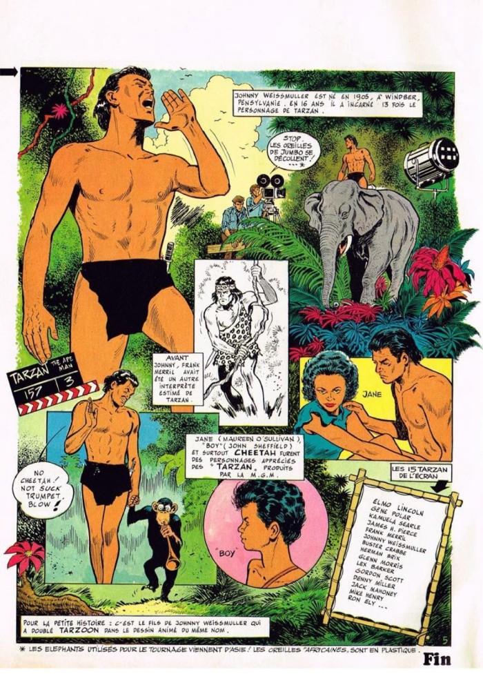 Le journal de Tintin (1978) N01-5