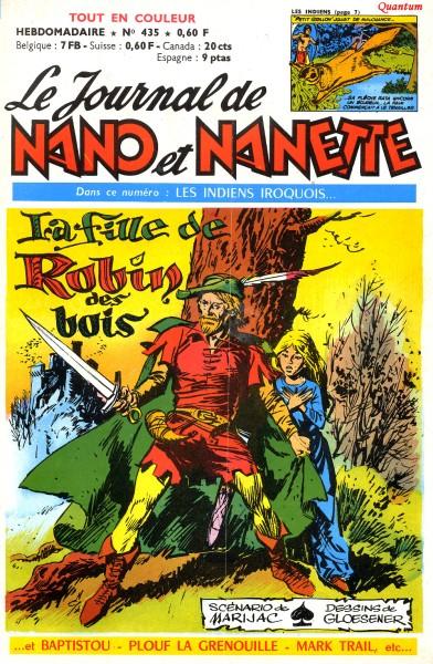 Nano et Nanette 435 - 01
