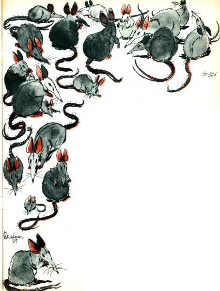 René Hausman 1965 Spirou 8