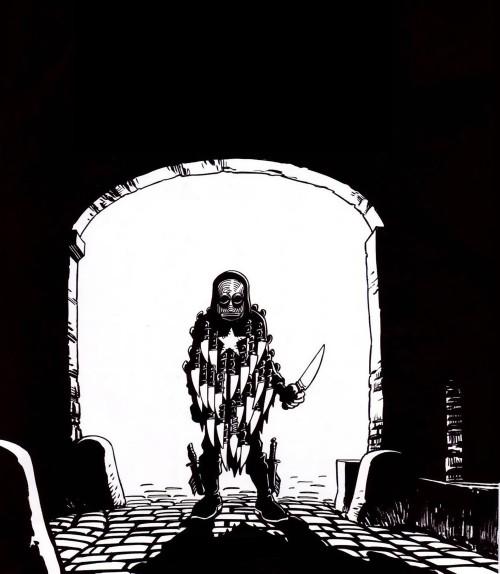 Seuls - T02 - le Maître des couteaux 2