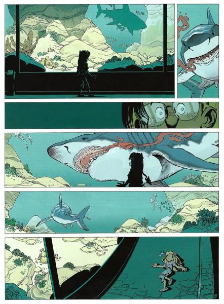 Seuls - T03 - Le clan du requin - 2
