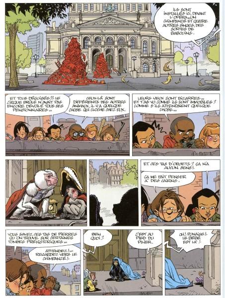 Seuls - T04 - Les cairns rouges 2